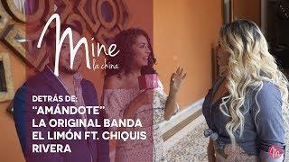 Amándote - La Original Banda El Limón ft. Chiquis | Cobertura