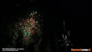Pounding Napalm - Pyro Rebels - 1716 - Vuurwerkmania - Vuurwerkcrew