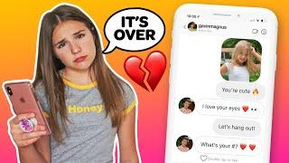 CATFISHING My Boyfriend To See If He CHEATS Prank **You Won't Believe This** ????????| Piper Rockell