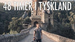 48 TIMER I TYSKLAND | Besøger hemmeligt slot