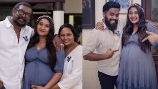 നടന് ലാല്ന്റെ മകളുടെ ബേബി ഷവർ ഫോട്ടോസ് l Actor Lal daughter baby shower photos