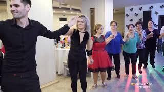 Dan de la Slatina & Mariana Gugu  2019 Botez Arianna Maria Rest  Mes Amis 01