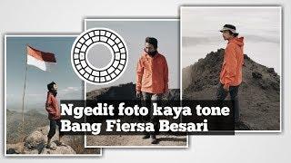 Cara edit foto kaya bang @fiersabesari