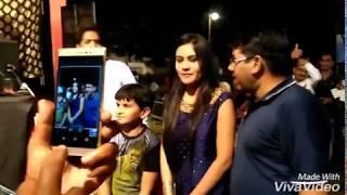 Miss Bharat earth 2017 Priya Tiwari