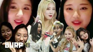 LOONA 100% Real Lives part 1