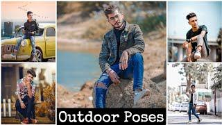 Pose For Outdoor Photoshoot Male 2019 | Outdoor Photoshoot pose ||2019||