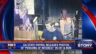 GSP release photos of persons of interest in hit and run