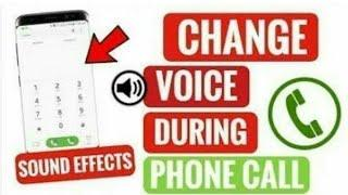 How to Change Voice Boy to Girl during Call free|Saqib Tech Pk