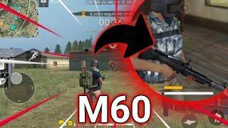 Free Fire: NOVA ARMA M60! ‹ KAWAN ›