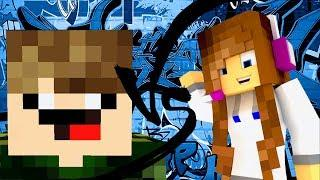 BIBI TATTO VS JVNQ Duelo Minecraft Song Rap Minecraft Paraíso Minecraft Animation