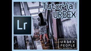 Mudah|Cara bikin foto URBEX PEOPLE|lightroom