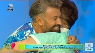 Te vreau langa mine! (06.09.2018) - Idolul lui Alex, Bote, invitat special la paravan! Partea 2