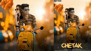 Bike Manipulation Photo Editing Tutorial In PicsArt With Girl Real Cb Editing || Chetak By Lilgolu