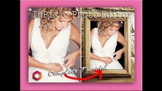 Best Photo Editing Software Tool | InPixio Free Editor