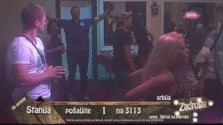 Zadruga 2 - Žestoka svađa Mine, Tome i Bore - 12.09.2018.