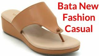 BATA NEW ARRIVALS CASUAL FASHION SANDALS/SLIPPERS/CHAPPALS/SHOE COLLECTION 2019