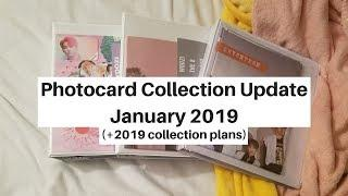 Photocard Collection Update // January 2019