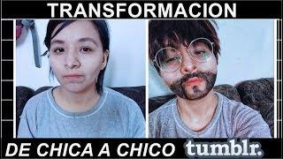 DE CHICA A CHICO TUMBLR - GIRL TO BOY || MAR PRESTON
