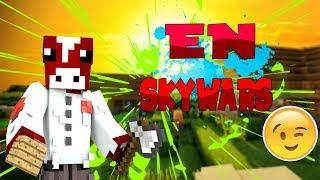 QUE TENSION!!????/SKYWARS SOLO EN MINEMORA