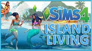 Island Living Expansion Pack Confirmed Photos and Renders! | The Sims 4 News