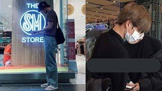 EXO's Kai posts photo at SM Cebu