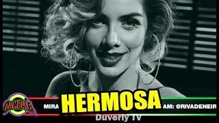 ¡HERMOSA! KORINA IMITA A MARILYN MONROE EN SESION DE FOTOS Y SORPRENDE A TODOS