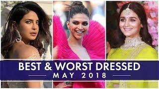 Deepika Padukone, Priyanka Chopra, Alia Bhatt, Kangana Ranaut: Best and Worst Dressed of the Month