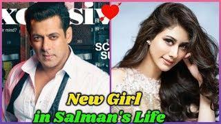 New Girl in Salman Khan's Life