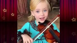 Sweet dolle sing a song. Cute baby girl. Nice Voice. Cute baby.