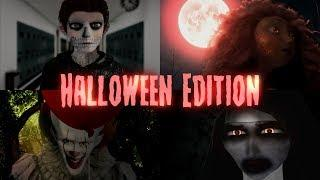 photo edits collection ✘ Halloween Edition