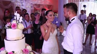 Dasma Shqiptare 2018 - Renato & Edlira -  Prerja e tortes