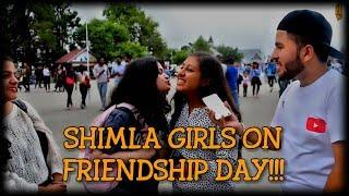 SHIMLA GIRLS ON FRIENDSHIP!!! ???????????? || PUBLIC REACTION #13|| #DRAGTA_JI