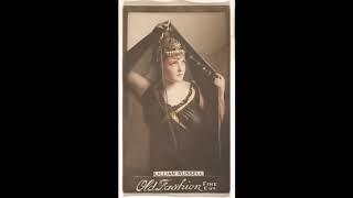 The Return of Lillian Russell (Digital Photo Restoration)