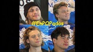 5 SECONDS OF SUMMER (@5SOS) en MÉXICO Aspectos toma de fotos MIXUP #5SOSenMIXUP #EnPOPados