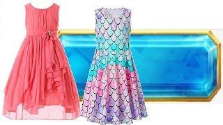 TOP 10 party dresses for KIDS girls 2019 gown dress picture party wear  YOUTUBE KIDS amazon dresses