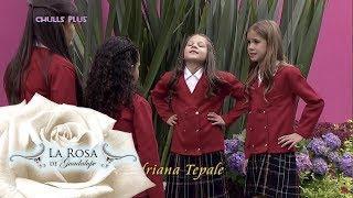 Como dice el dicho La Niña wera 1-4 La Rosa de Guadalupe Capitulos Completos