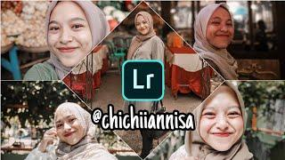 Edit Foto ala Selebgram @Chichiiannisa Lightroom Fullpack Tutorial | FEED KEKINIAN