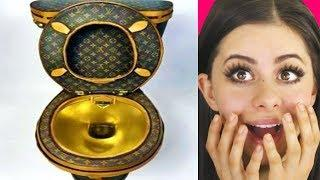 RIDICULOUS Things Rich People Actually Bought !