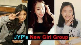 Meet JYP's New Girl Group ITZY Members Shin Ryujin, Hwang Yeji, Lee Chaeryeong