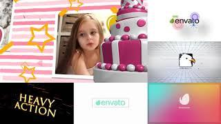 Birthday Slideshow | Free After Effects Template VideoHive 19318888