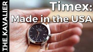 Timex American Documents Review - A $500 TIMEX??