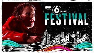Anna Calvi - Don't Beat the Girl out of My Boy (6 Music Festival 2019) | FLASHING IMAGES