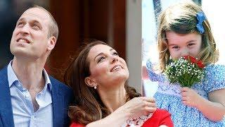 Why Kate & Wills didn't share Charlotte's birthday photos