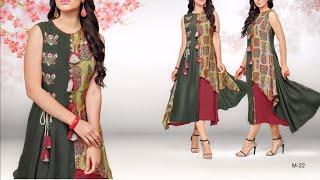 Daily wear kurti design images | Stylish kurti collection | New kurti design pictures