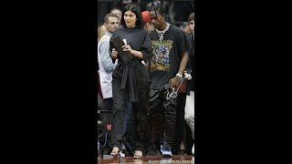 Die frischgebackenen Eltern Kylie Jenner und Travis Scott hielten ihre Beziehung in den vergangenen