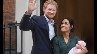 Meghan Markle and Prince Harry having royal baby GIRL in picture spoof  - Today News US