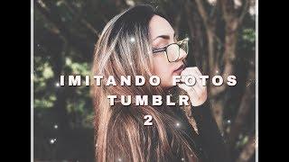 VOLTEIII :)  IMITANDO FOTOS TUMBLR 2