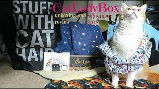CatLadyBox | Unboxing And Review | September 2018