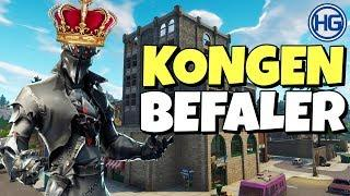 ????KONGEN BEFALER! // Creator Code HIGHGROUND????