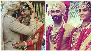 Sonam Kapoor And Anand Ahuja's Wedding Photos